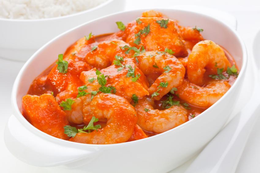 Salsa de camarones para pasta mostacholes salsas para pastas - Como se hace la salsa pesto para pasta ...