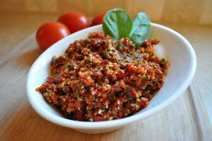 Salsas para pastas como preparar las mejores salsas - Como se hace la salsa pesto para pasta ...